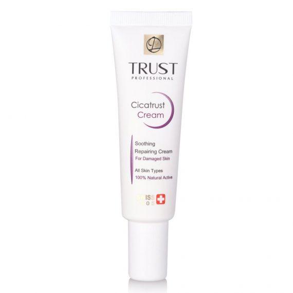 کرم ترمیم کننده مناسب انواع پوست تراست